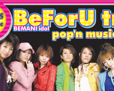 GAMERS Paradise: BeForU try pop'n music!
