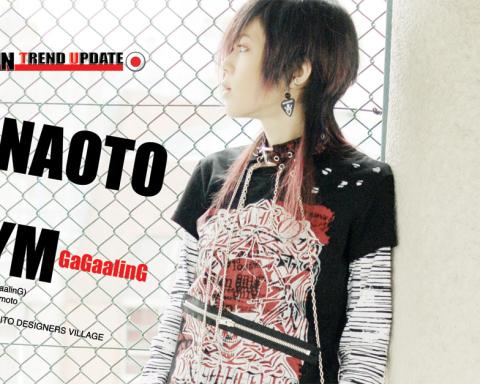 h.NAOTO X MYM: Fashion Trend Update