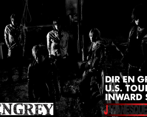 DIR EN GREY U.S. TOUR07 INWARD SCREAM