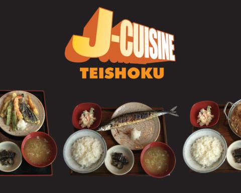 TEISHOKU: J-CUISINE