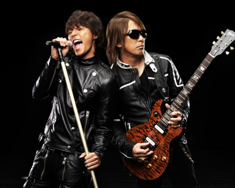 "B'z LIVE— ""GYM 2011"" North American Tour"