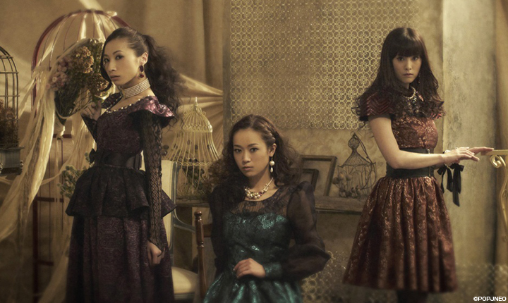 Kalafina new album released, making their appearance in the U.S.