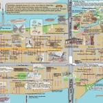 Tsukishima Alley Walking Map