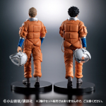 Space Brothers figures