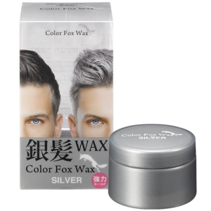 Color Fox Wax Silver