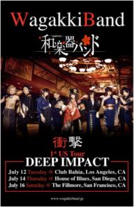 wagakki band deep impact