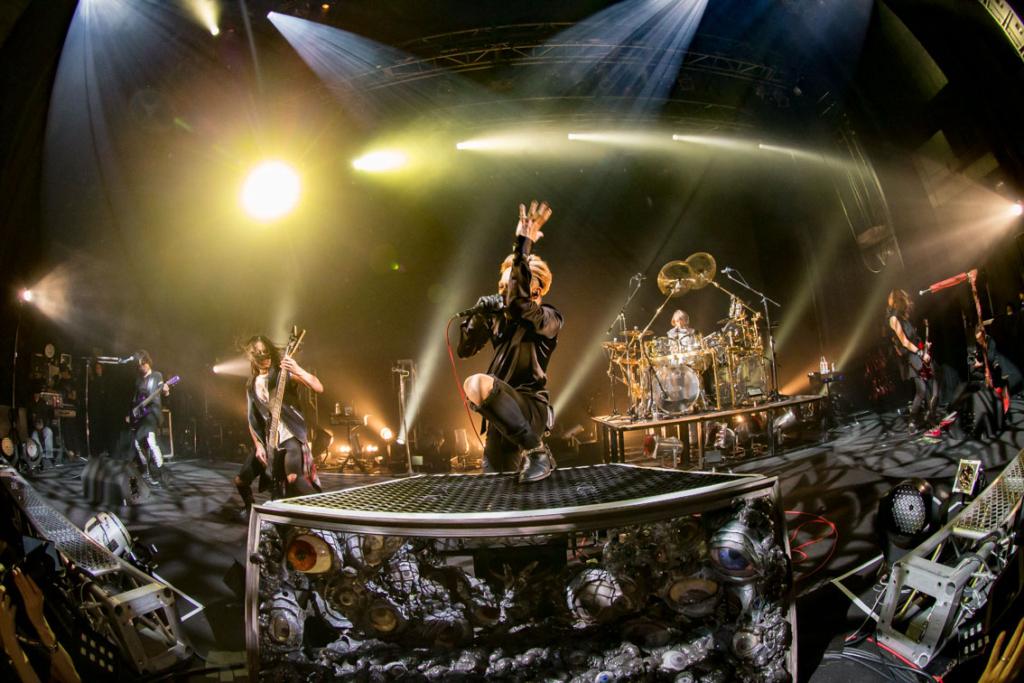 DIR EN GREY announces additional 2 tour days at Shinkiba STUDIO COAST