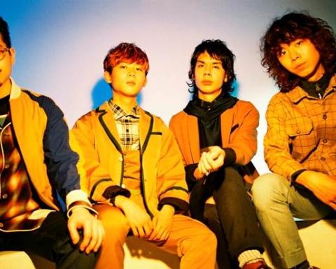 Rock band OKAMOTO'S
